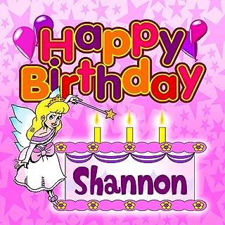 happy birthday shannon