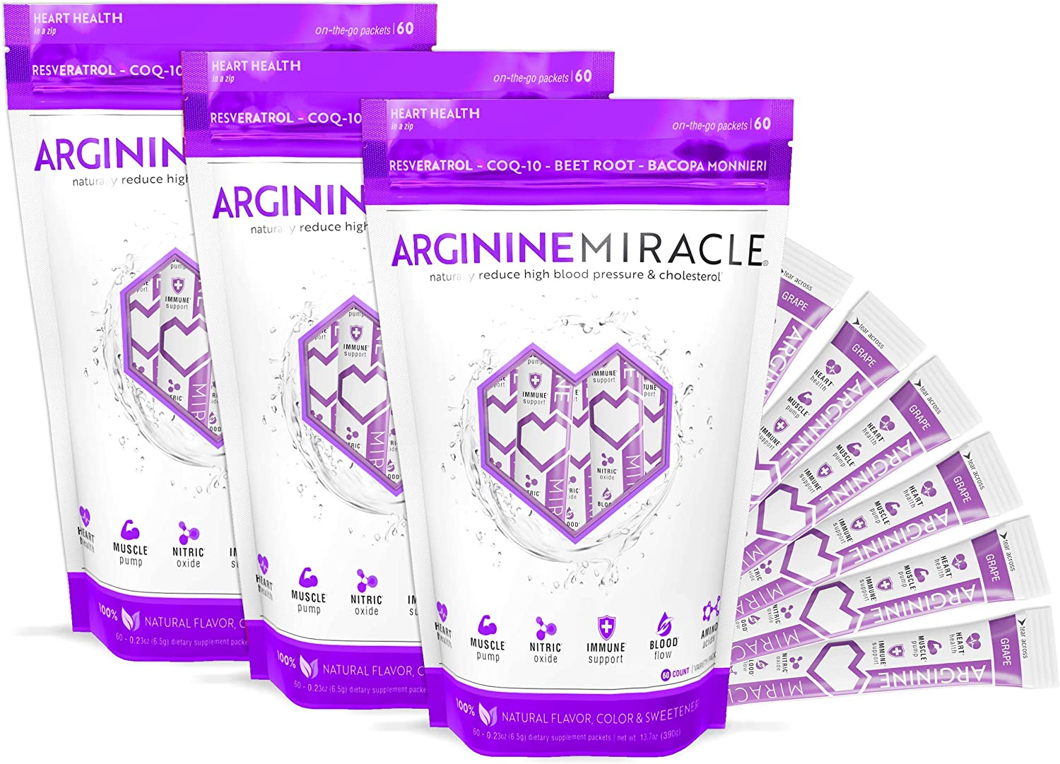 Arginine Miracle Nitric Oxide Support to 店 He Booster 通販