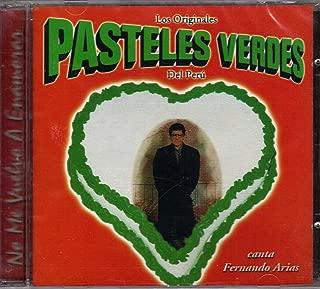 Los Pasteles Verdes Del Peru CD NEW(Canta Fernando Arias)