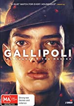 Gallipoli 100 Years in the Making | 3 Discs | NON-USA Format | PAL | Region 4 Import - Australia
