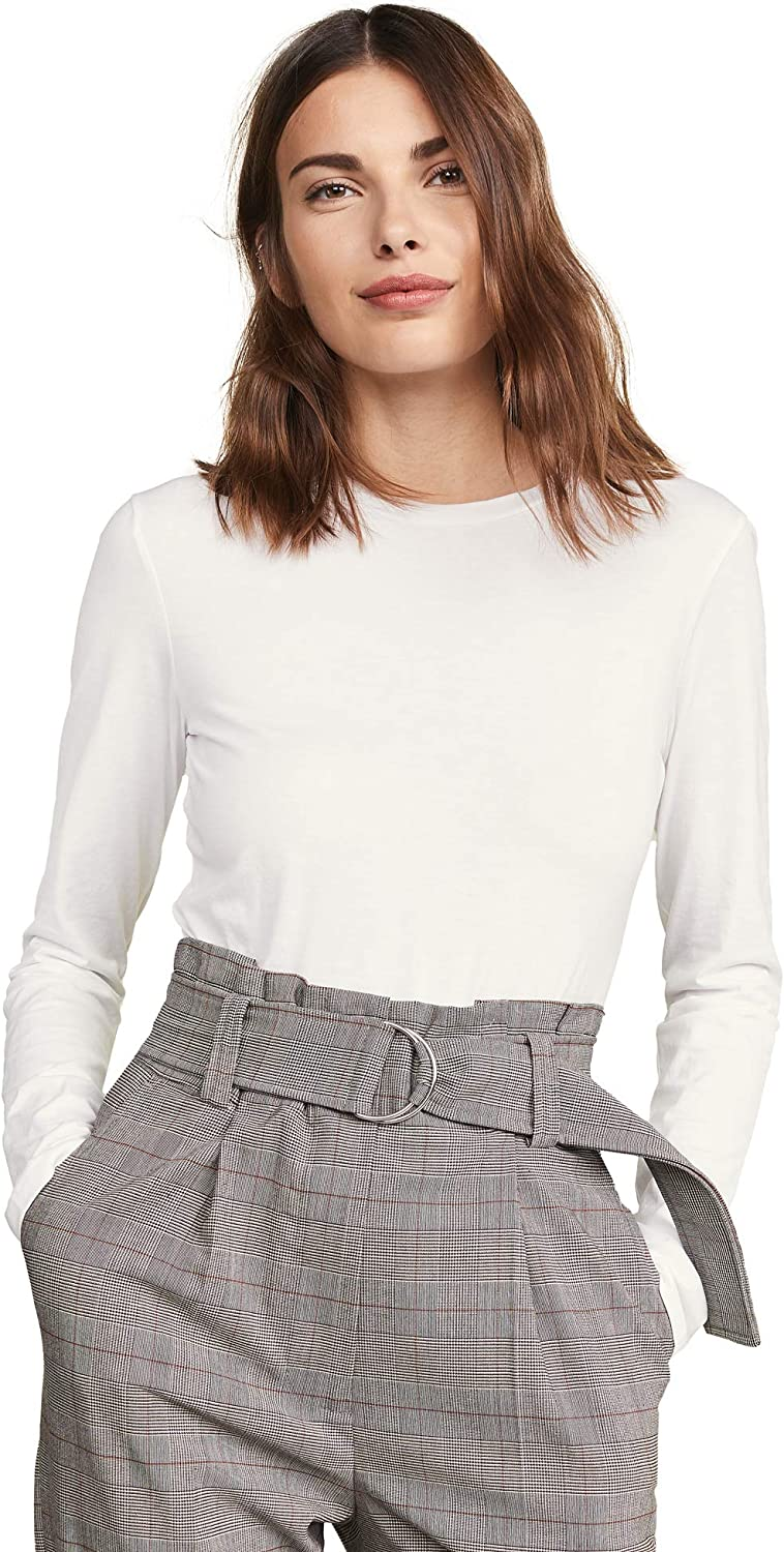 Theory Women's Max 57% OFF Long Tee Tiny Sales of SALE items from new works Sleeve
