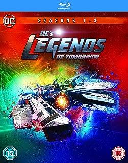 DC's Legends of Tomorrow: Season 1-3 [Blu-ray]