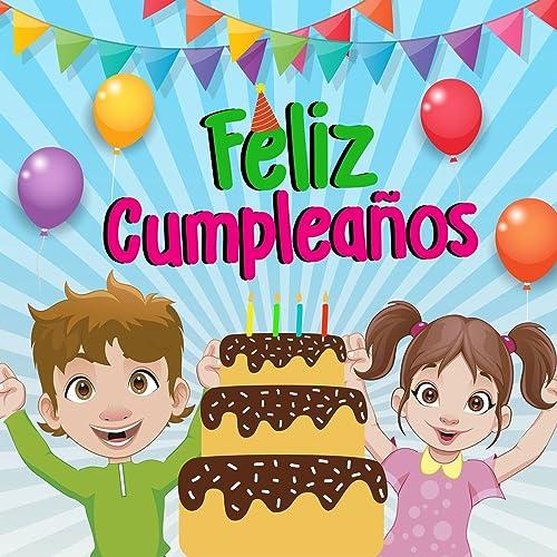 Feliz Cumpleaños by Cartoon Studio on Amazon Music - Amazon.com