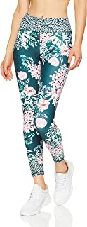 Dharma Bums Women's Crafted Botanical High Waist Printed Legging - 7/8
