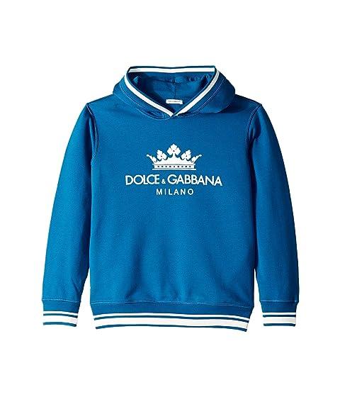 Dolce & Gabbana Kids D&G Logo Hoodie (Big Kids)