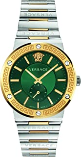 Mens Greca Logo Watch VEVI00420