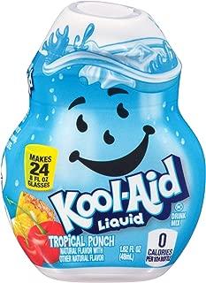 Kool Aid Tropical Punch Liquid Concentrate Mix, 1.62 Fl Oz Bottle