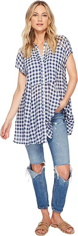 Free People - New Spring Love Tunic
