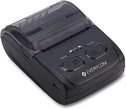 Everycom EC-300 Mini Direct Thermal Printer Portable Receipt Machine 1500 mAh (Black)
