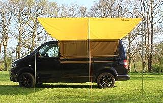 comprar comparacion Parasol para furgoneta, toldo, capota para Volkswagen de color amarillo