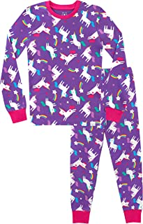 Girls' Pajamas Unicorn
