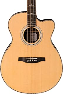 PRS Paul Reed Smith SE A60E Angelus Acoustic Electric Guitar with Case, Natural