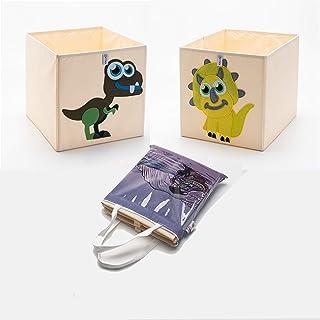 Kallax Cube de Rangement à Jouets pour Chambre d'enfant, Organiseur pour Jeux de Coffre, boîtes de Rangement