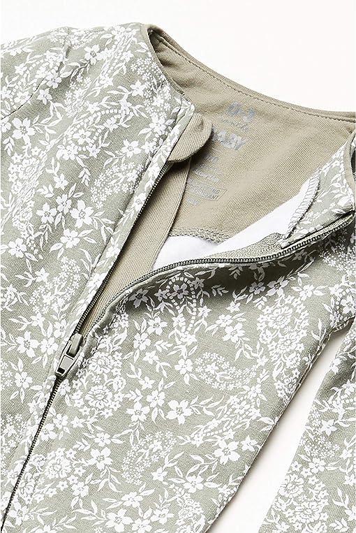 Silver Sage/Paisley Floral