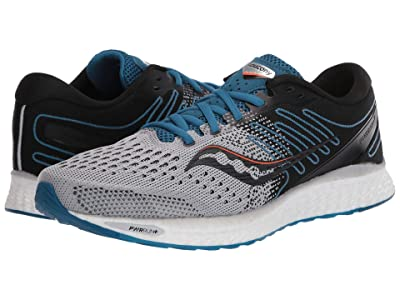 Saucony Freedom 3 (Grey/Blue) Men