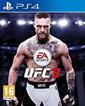 UFC 3 PlayStation 4 by Electronic Arts