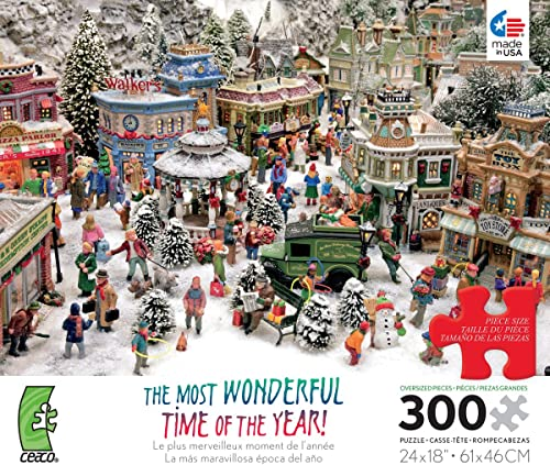 300 PC - Wonderful Time & Bear by ceaco