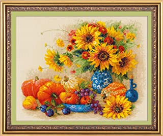 RIOLIS Premium 100/057 - Sunny Day - Cross Counted Stitch Kit 19.75