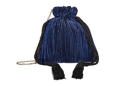 Jessica McClintock Naomi (Navy) Handbags