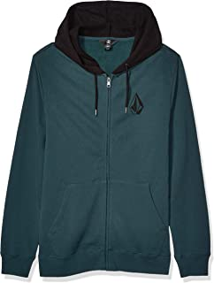 Volcom Men's Stone Zip Up Hooded Sweatshirt