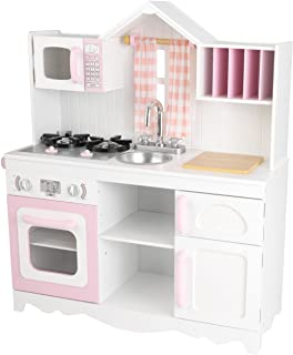 comprar comparacion KidKraft- Cocina de juguete de madera moderna para niños , Color Multicolor (53222)
