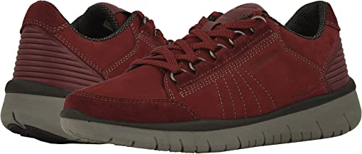Red Pear Suede/Nubuck
