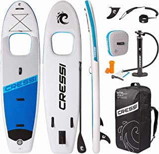 comprar comparacion Cressi Kinilau, Tabla de Stand Up Paddle Hinchable de Travesía, 10´6