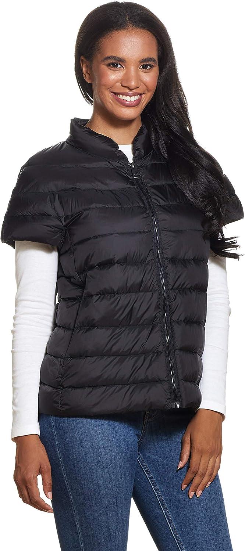 MARTHA STEWART Womens Puffy Vest - Down Vest Jacket for Women…