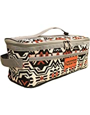 【YOGOTO】 クッキングツール ボックス 調理器具 入れ 調味料ケース アウトドア 収納バッグ バーベキュー キャンプ キッチンツールボックス コンテナ