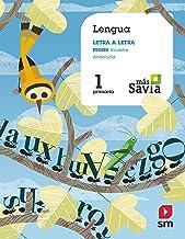 Lengua, Básico. 1 Primaria. Más Savia. Andalucia