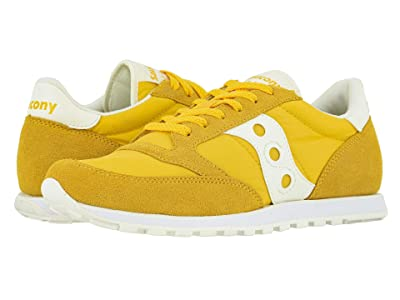 Saucony Originals Jazz Low Pro (Yellow/Sand) Men