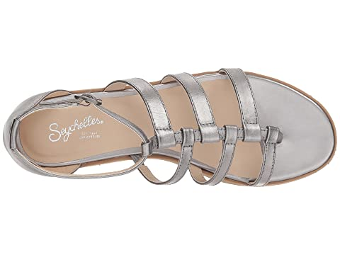 Contribution Pewter Suede LeatherTan Seychelles Pewter Seychelles Contribution vHqgW