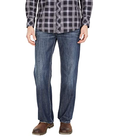 Rock and Roll Cowboy Double Barrel Relax Fit Straight in Dark Vintage M0S6170 (Dark Vintage) Men