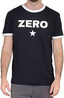Smashing Pumpkins Zero Band Black Adult T-shirt Tee XX-Large