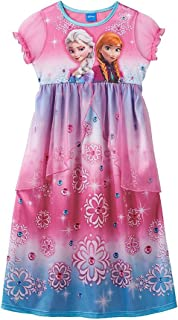 Amazon.com  Elsa - Nightgowns   Sleepwear   Robes  Clothing 70f856b04