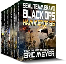 SEAL Team Bravo: Black Ops - Box Set (Books 7-12)