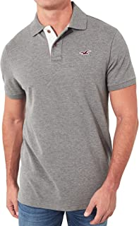 Hollister Men's Slim & Muscle Fit Polo Shirts