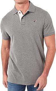 Best hollister grey polo shirt Reviews