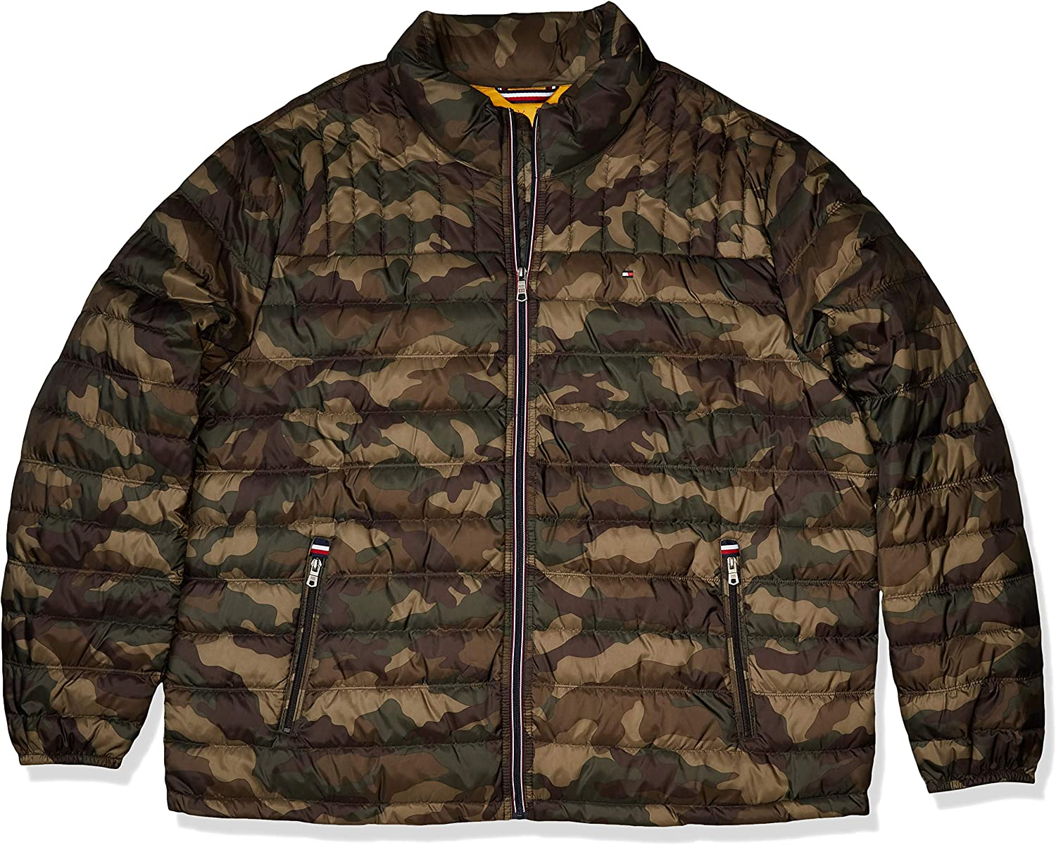 Tommy Hilfiger Men's Real Down Packable Puffer Jacket