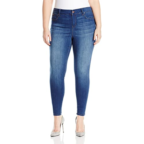 e28268b7 Celebrity Pink Jeans Women's Plus Size Celebrity Pink Infinite Stretch Mid  Rise Skinny Jean