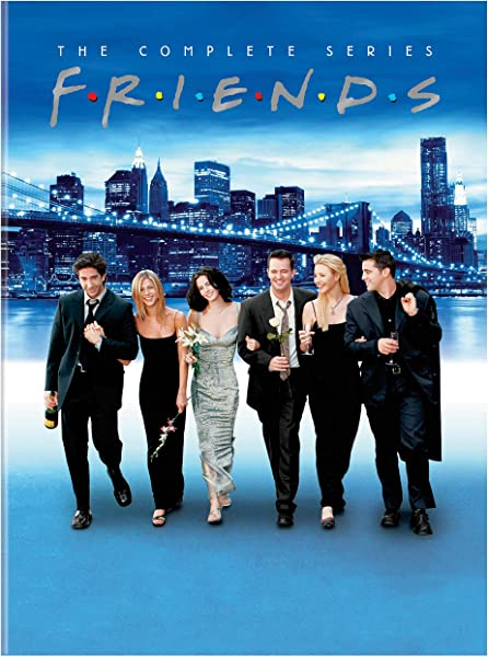 Friends The Complete Series 25th Anniversary RPKG DVD