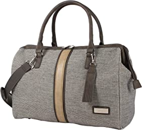 Nicole Miller Cameron Collection - 19 Inch Satchel Travel Tote Bag for Women