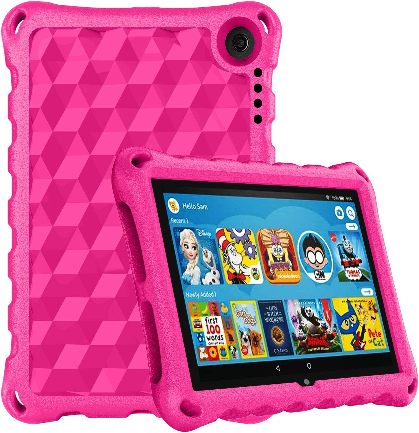 Kids Case Fits All-New 8 Plus 10th Max 56% OFF Washington Mall Tablet and Generati