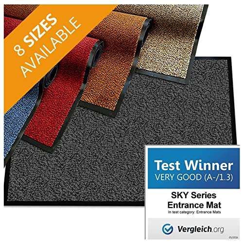 casa pura Premium Entry Mat | Entrance Mat Comparison Test Score: Very Good (A