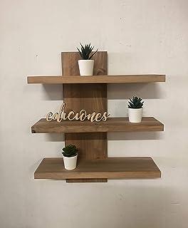 Rebajas oferta Estantería, balda, leja, de madera de pino macizo, 3 Baldas medida 50x60x12 centimetros