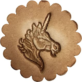 Best unicorn leather stamp Reviews