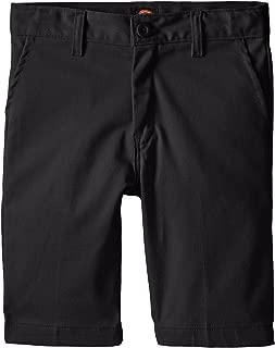 Khaki Boys' Slim Fit Stretch Flat Front Short
