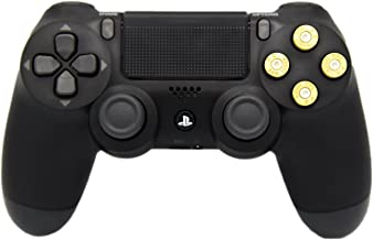 Black & Bullets PS4 Modded Rapid Fire Controller, Works with All Games, COD, Infinite Warfare, Destiny, Rapid Fire, Dropshot, Akimbo & More