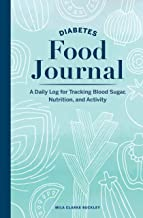 Diabetes Food Journal: A Daily Log for Tracking Blood Sugar, Nutrition, and Activity PDF