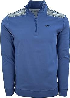 Vineyard Vines Men's Jersey 1/4 Zip Pullover Shirts